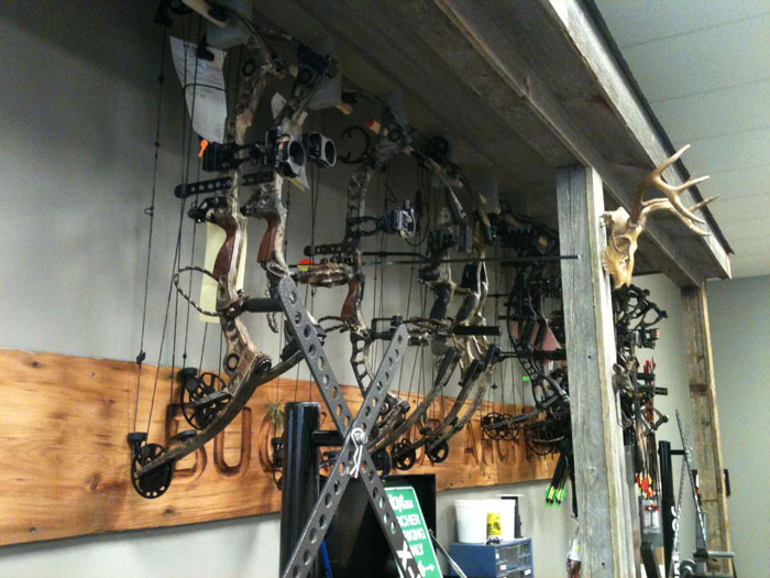 Fox Valley Archery Services - compound bow repair & more